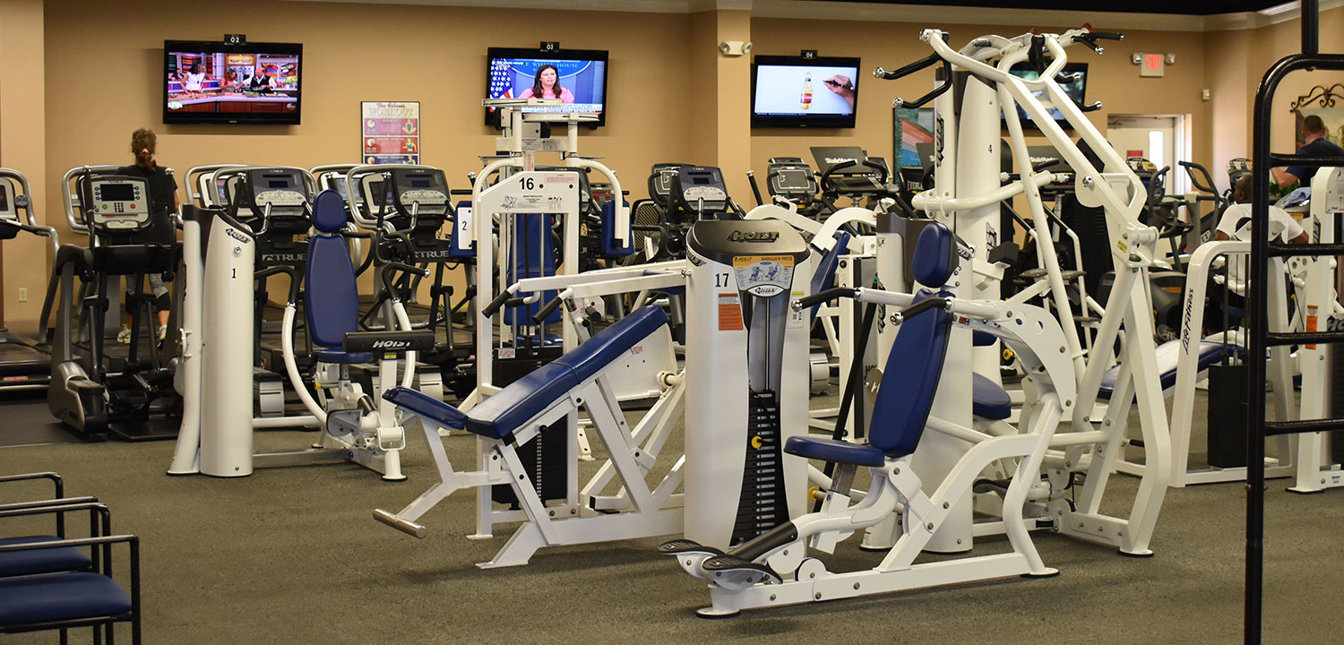 Ron Dunigan S Professional Fitness Center